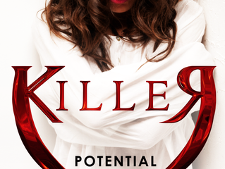 Cover Reveal! KILLER POTENTIAL by Aften Brook Szymanski