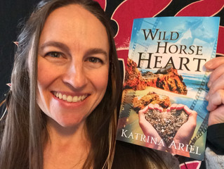 New Release! WILD HORSE HEART by Katrina Ariel