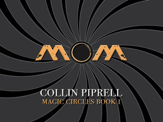 New Sci Fi Release! MOM by Collin Piprell