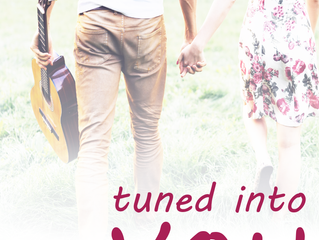 Release Tour and Giveaway! TUNED INTO YOU by Cindy Dorminy