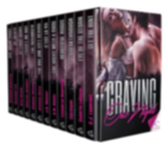CRAVING One Night 3d box set on transpar