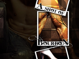 Cover Reveal- A SHOT OF BOURBON by A.C. Land