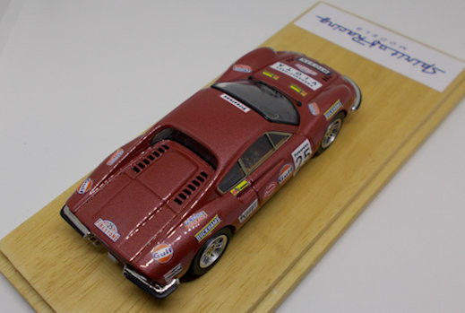 Dino 246 GT Lipton Rallye Firestone 1973