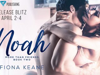 New Release, Review, and Giveaway! NOAH by Fiona Keane