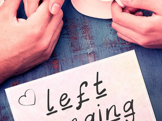Review of LEFT HANGING, New Release by Cindy Dorminy