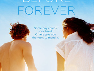 Cover Reveal Time! THE SUMMER BEFORE FOREVER by Melissa Chambers and THE BOYFRIEND BET by Chris Cann
