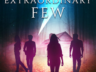 New Release! AN EXTRAORDINARY FEW, by Pam Eaton