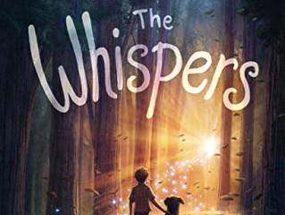 THE WHISPERS, by Greg Howard
