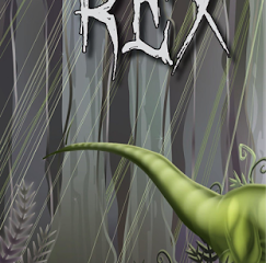 Cover Reveal! REX by Adam Rocke, Mark Rogers, and Cody Stewart
