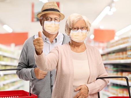 Beschlagene Brillengläser mit Maske? Diese Tipps helfen