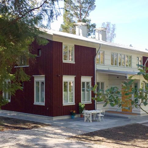 Villa på Resarö