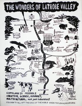 'The Wonders of Latrobe Valley'