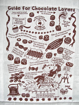 'Guide For Chocolate Lovers'