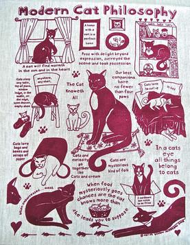 'Modern Cat Philosophy'