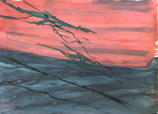 'Fire Storm'