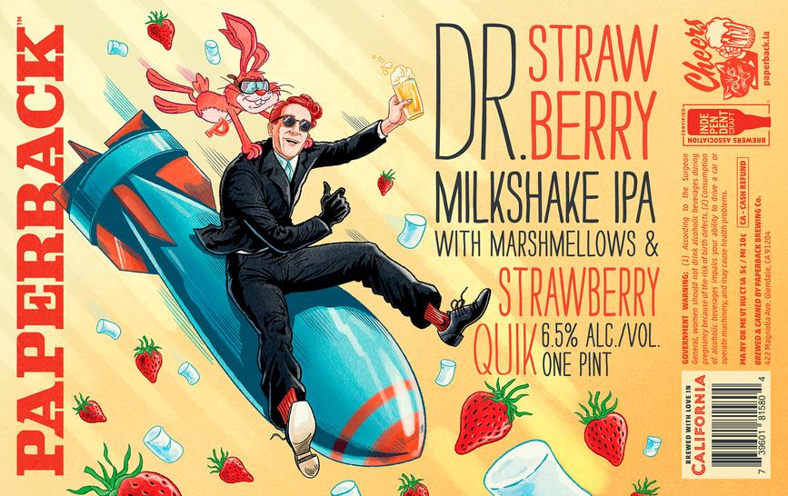 DR. STRAWBERRY