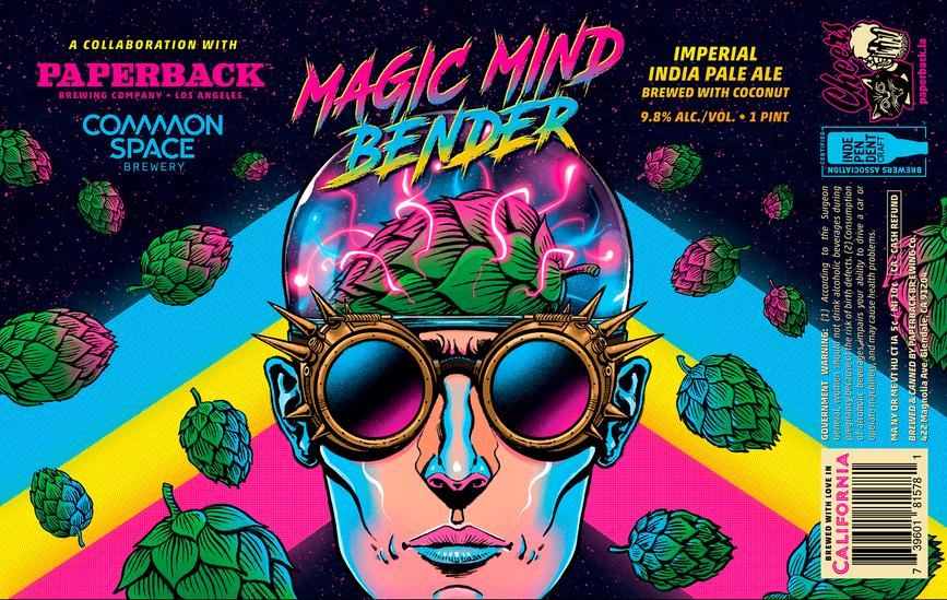 MAGIC MIND BENDER