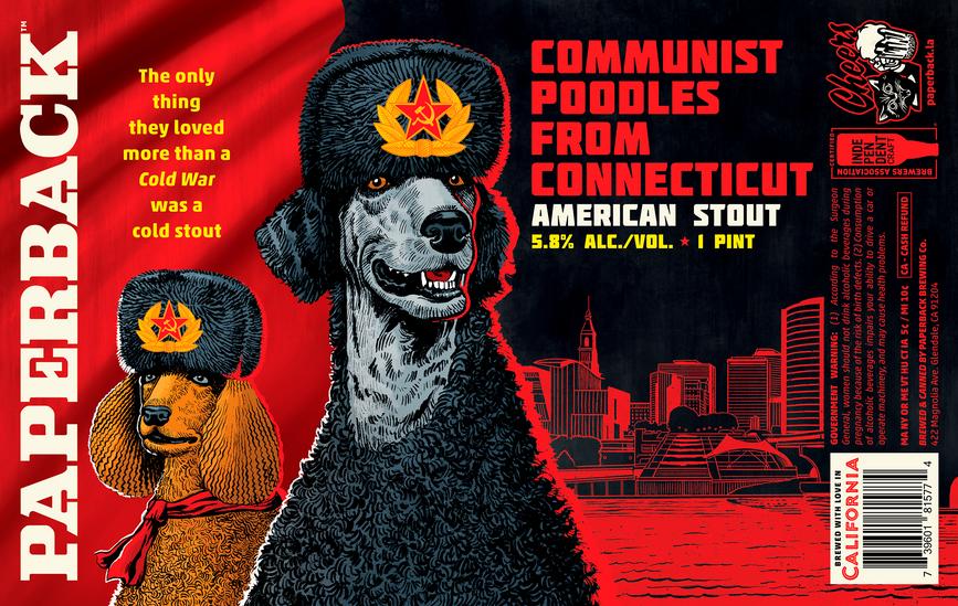COMMUNIST POODLES