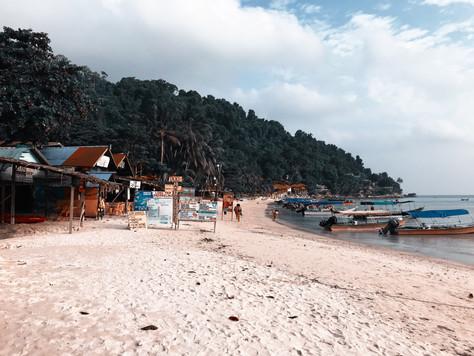 In Perhentian Islands, Malaysia