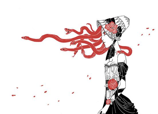 Dreaming Medusa