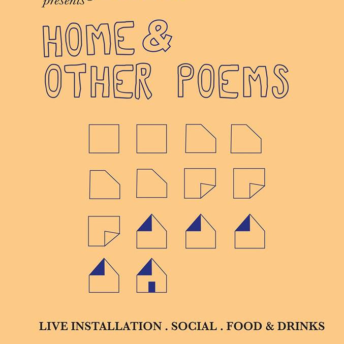 Welcome Event - Home & Other Poems