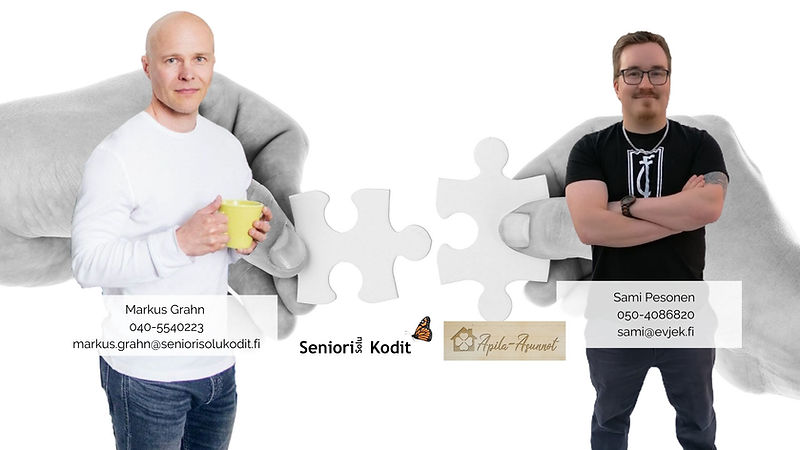 SenioriSolu Kodit & Apila-asunnot