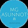 MG Asunnot Lahti logo