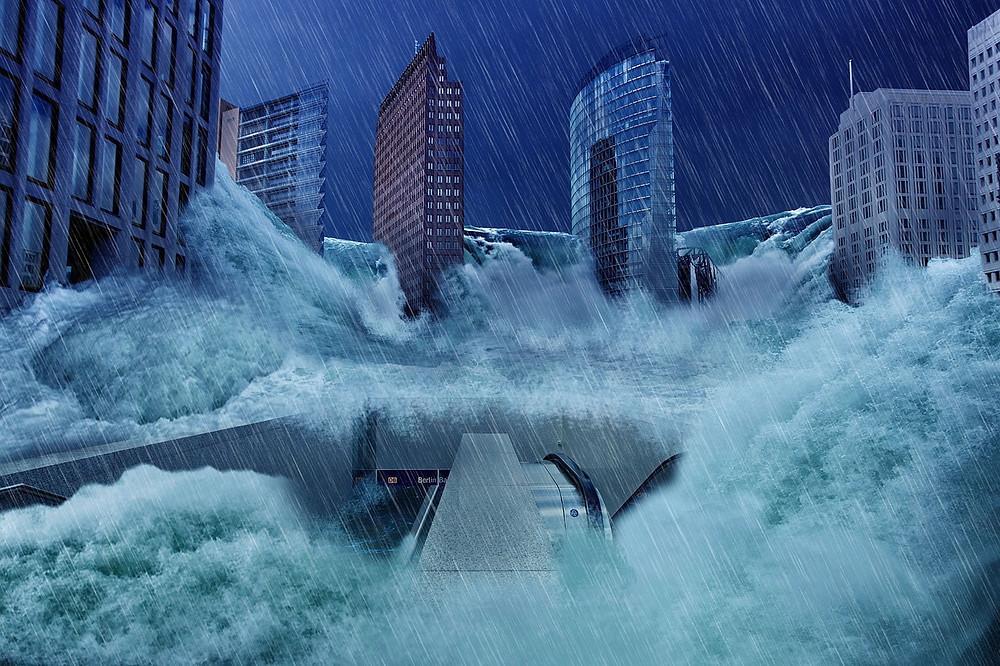 Vakuutusyhtiöt saavat keskimäärin kerran vuorokaudessa vahinkoilmoituksen asuinhuonesitossa sattuneesta vesivahingosta.