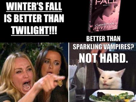 Better Than Twilight? ... Not Hard