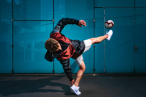 Martin Schopf Freestyle Football 2020.jp