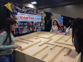Maker Faire Banner