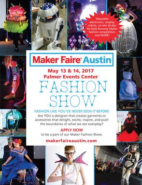 Fashion Show Flier