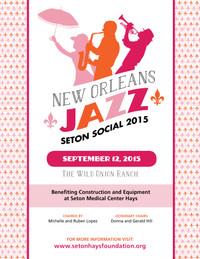 Seton Social - New Orleans Jazz