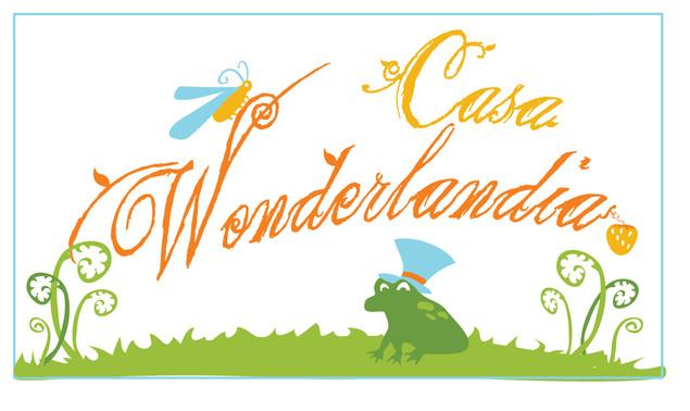 Casa Wonderlandia Logo