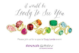 Trunk Show Invitation