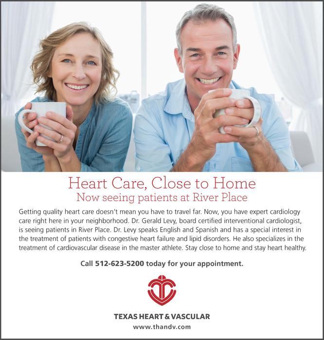 Texas Heart & Vascular Ad