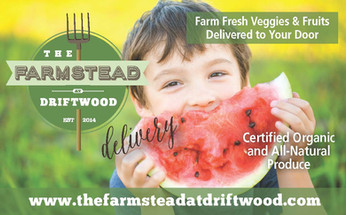 The Farmstead at Driftwood Ad