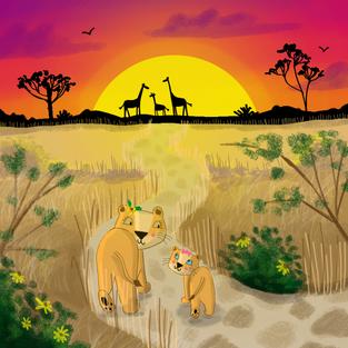 Lottie the Lion