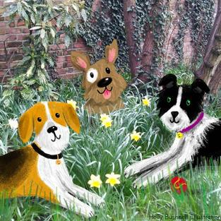 Doggo Friends