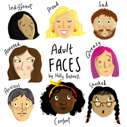 Adult Faces