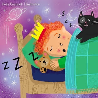 Oliver the Sleepy Prince
