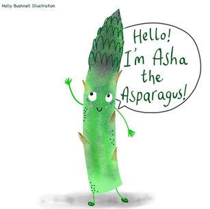 Asha the Asparagus