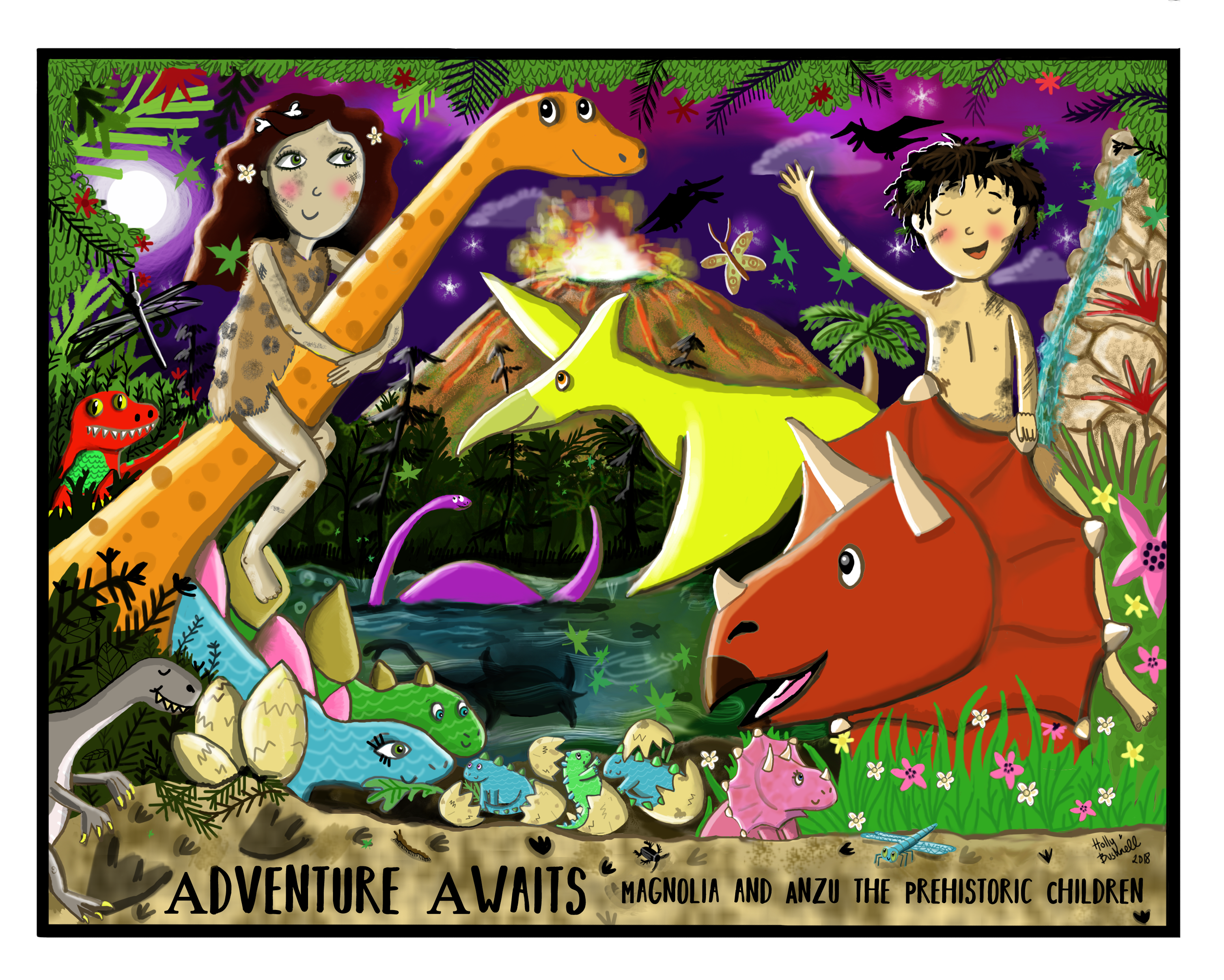Dinosaurs - Adventure Awaits Series