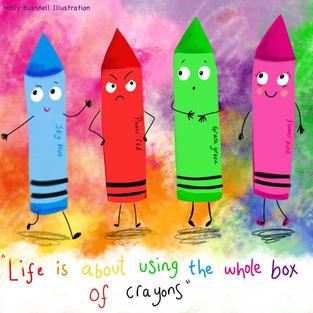 Crayon Wisdom