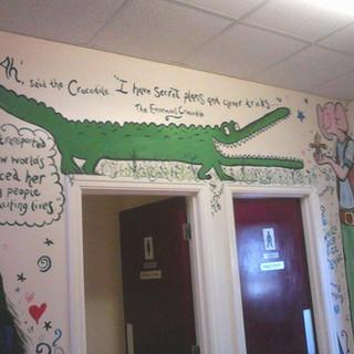 Matilda and The Enormous Crocodile