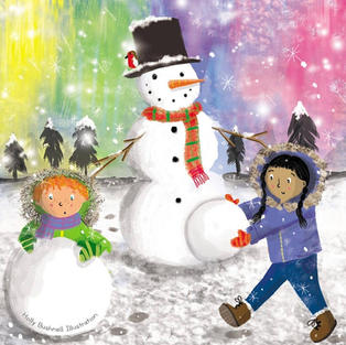 Building Snowpeople