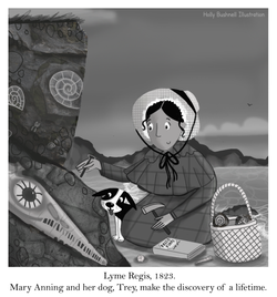 Mary Anning and the Discovery of a Lifet