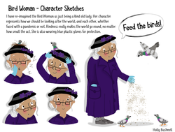 Mary Poppins and the Pandemic - Characte