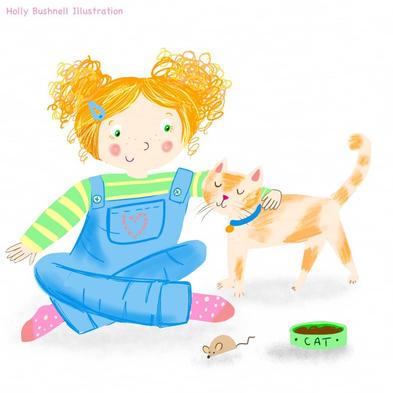 Molly and Minky