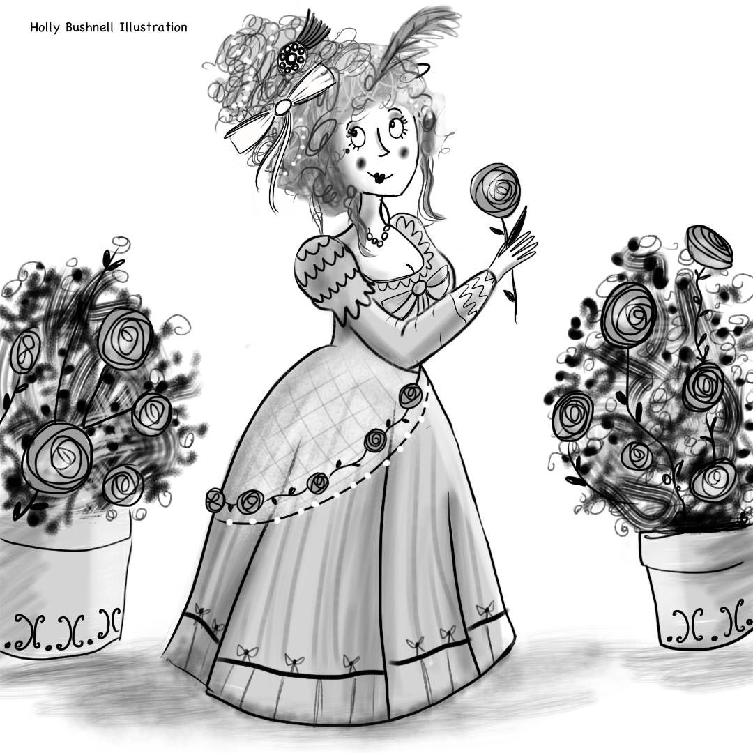 Marie's Rose Garden